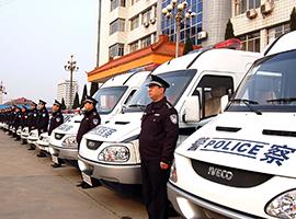北京丰台公安分局钥匙联网管理